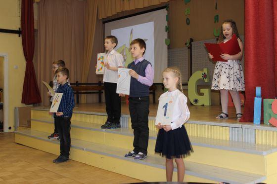 Burtiņu svētki 1. klasē
