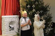 Ziemassvētku pasākums Kaķīša dzirnavas